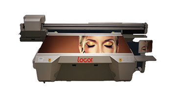 European debut of Locor FLATBED UV Series